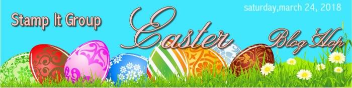 Easter Blog Hop!