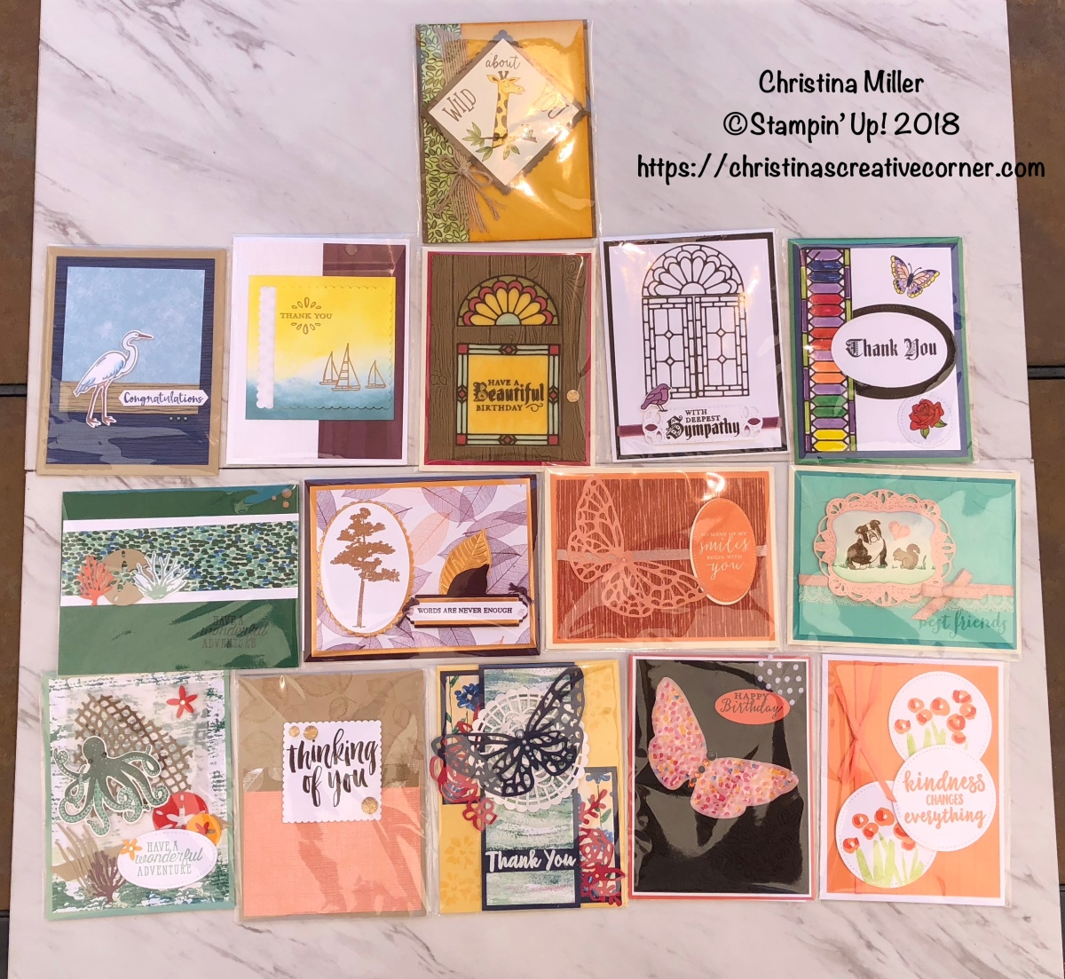 Card Swap Week part4