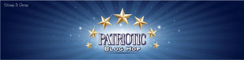 Patriotic Blog Hop!