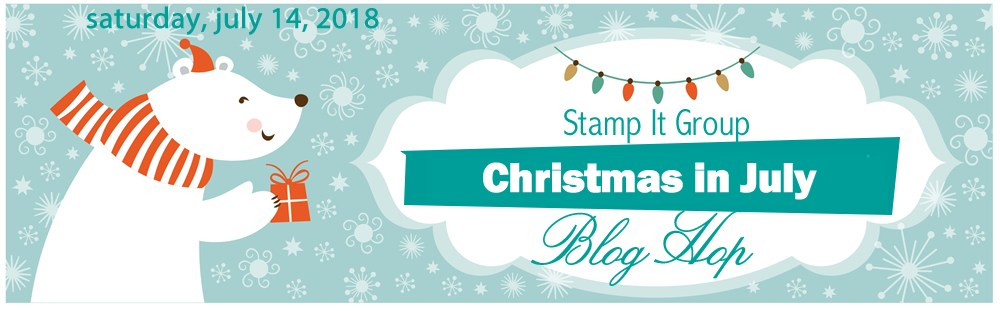 Christmas in July BlogHop!