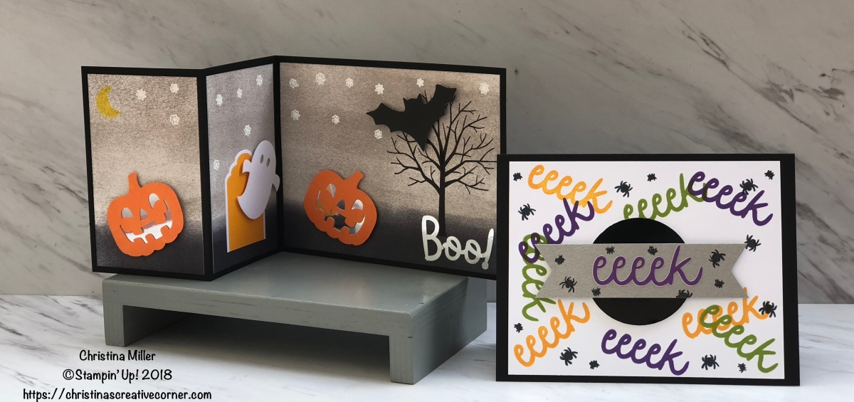 September Paper Pumpkin Alternative-Part 2