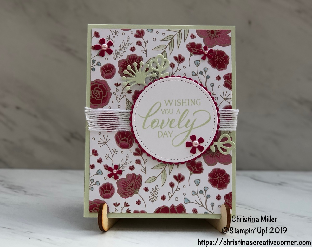 All My Love-Anniversary Card