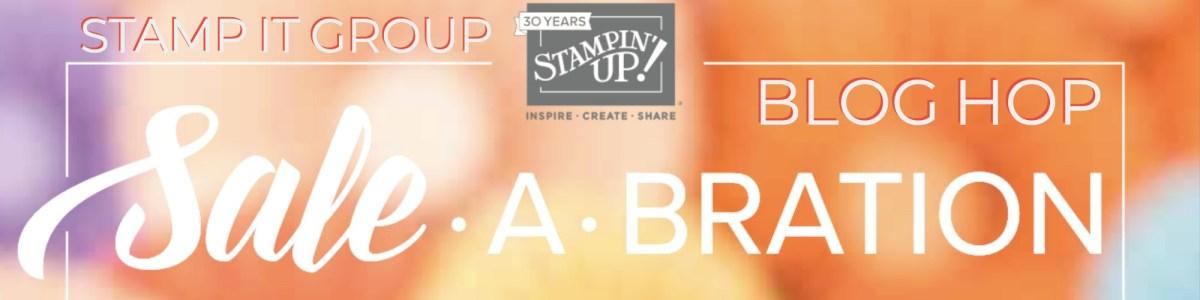 Sale-A-Bration Blog Hop!