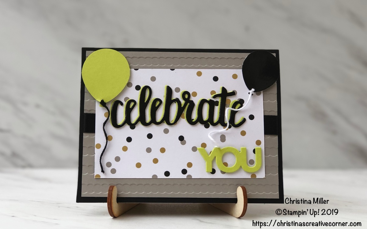 Celebrate You with Broadway BoundDSP