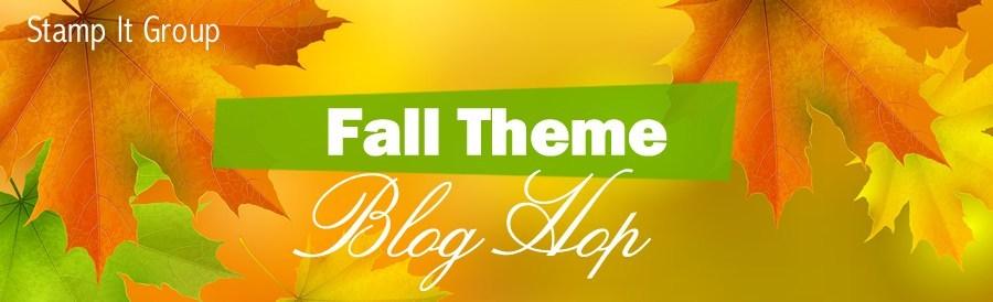 Fall Theme BlogHop!