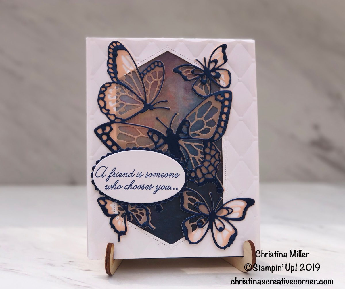 Beauty Abounds friendship card!