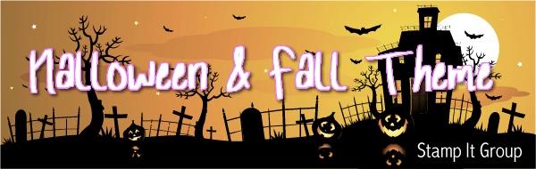 Halloween & Fall Theme BlogHop!