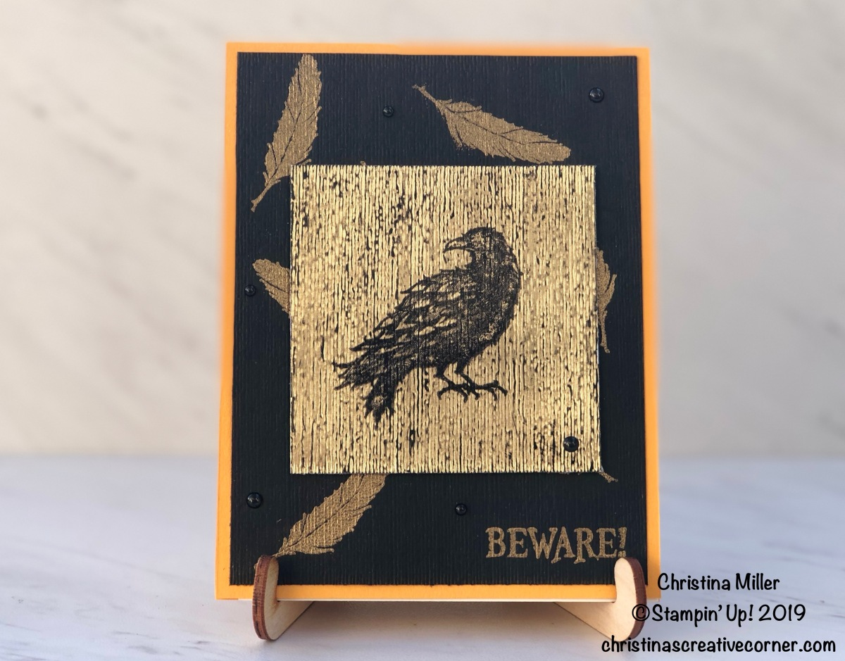 Beware of the Raven!