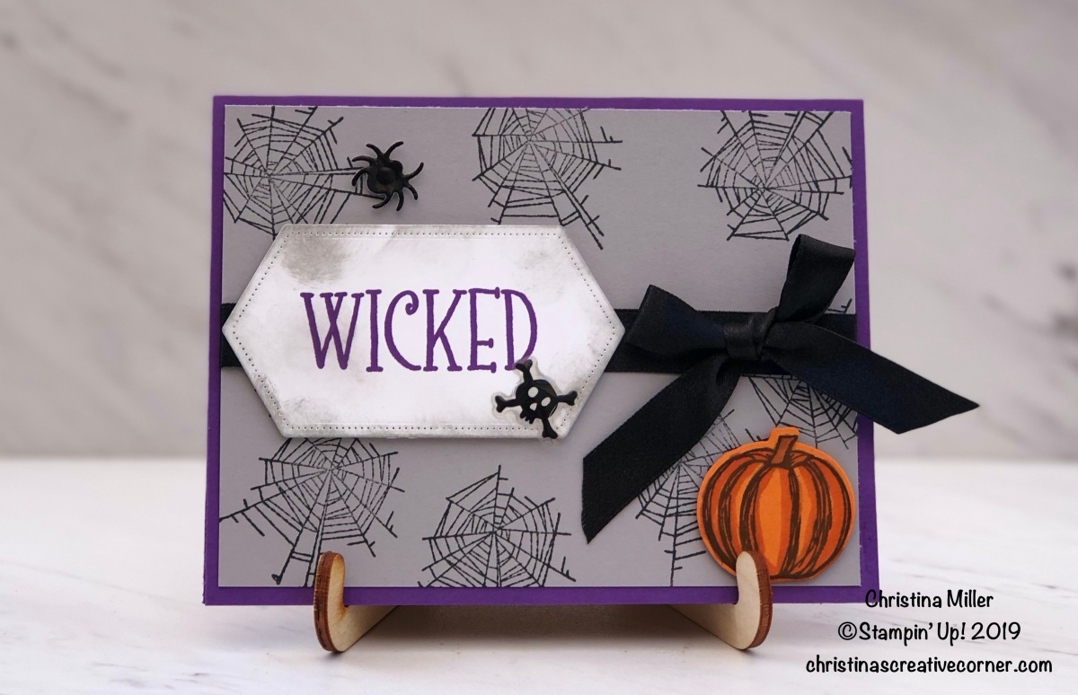 A Wicked Halloween Card!