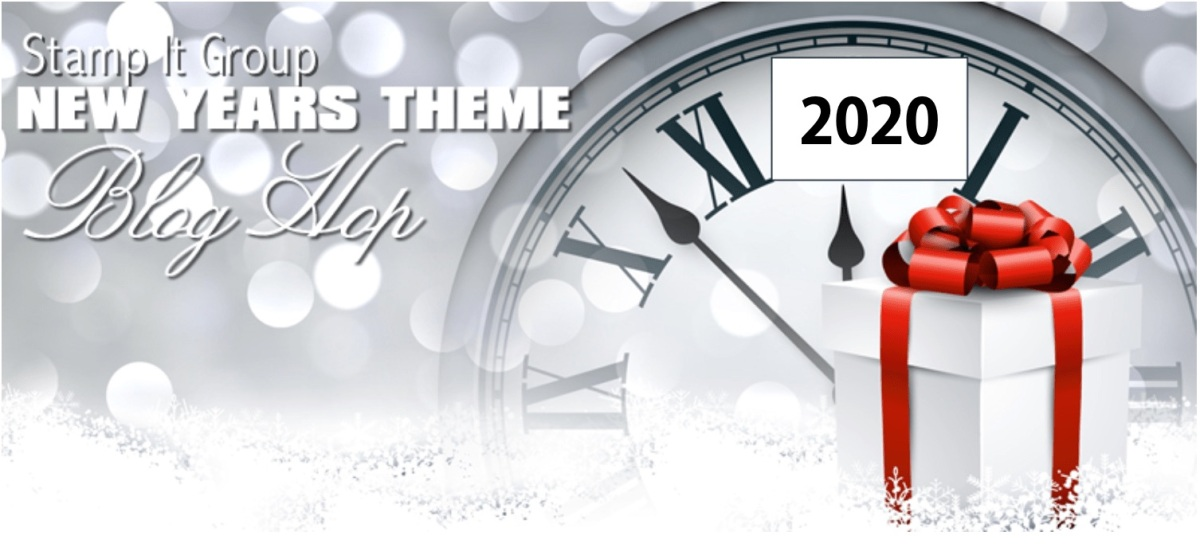New Years Theme Blog Hop!