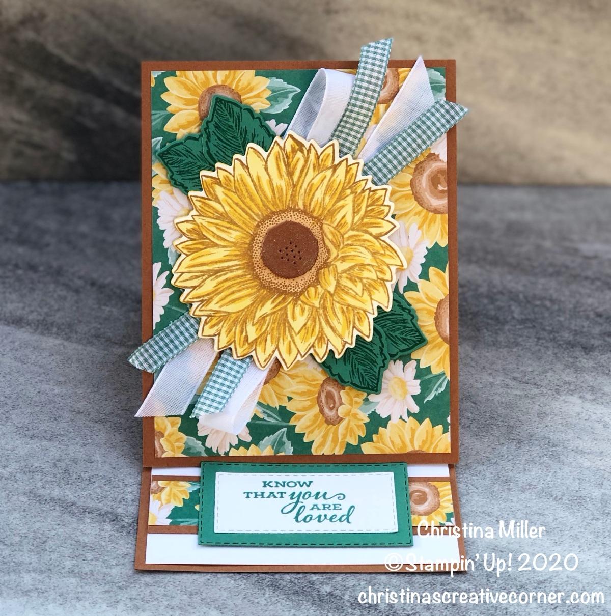 Flowers for Every Season Fun Fold Week-part3
