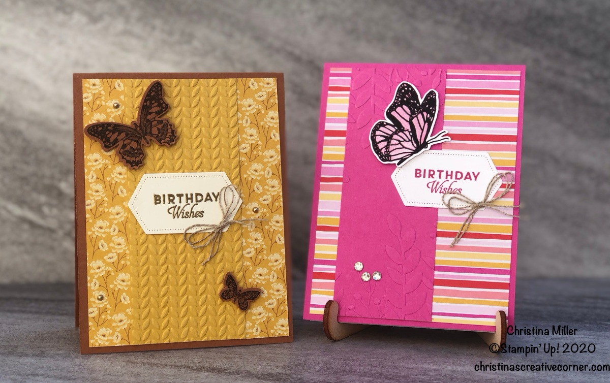 New Product Spotlight: Embossing Folders