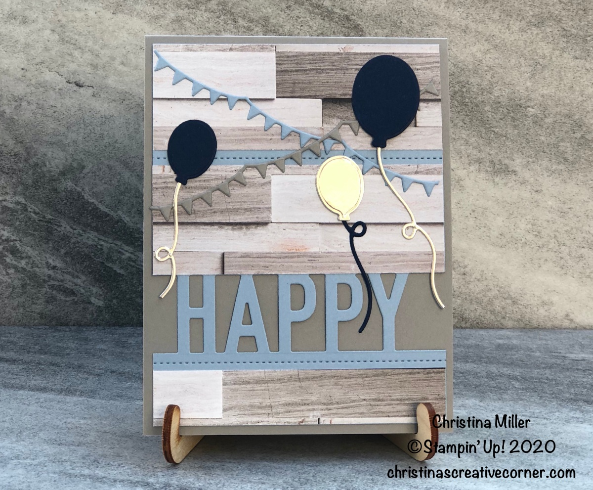 So Much Happy Birthday Card Week-part 3