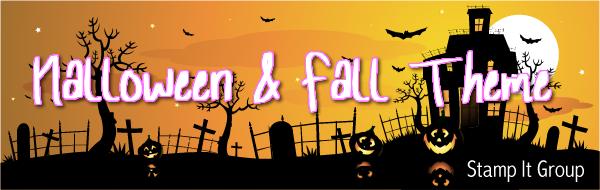September 2020 Halloween BlogHop!
