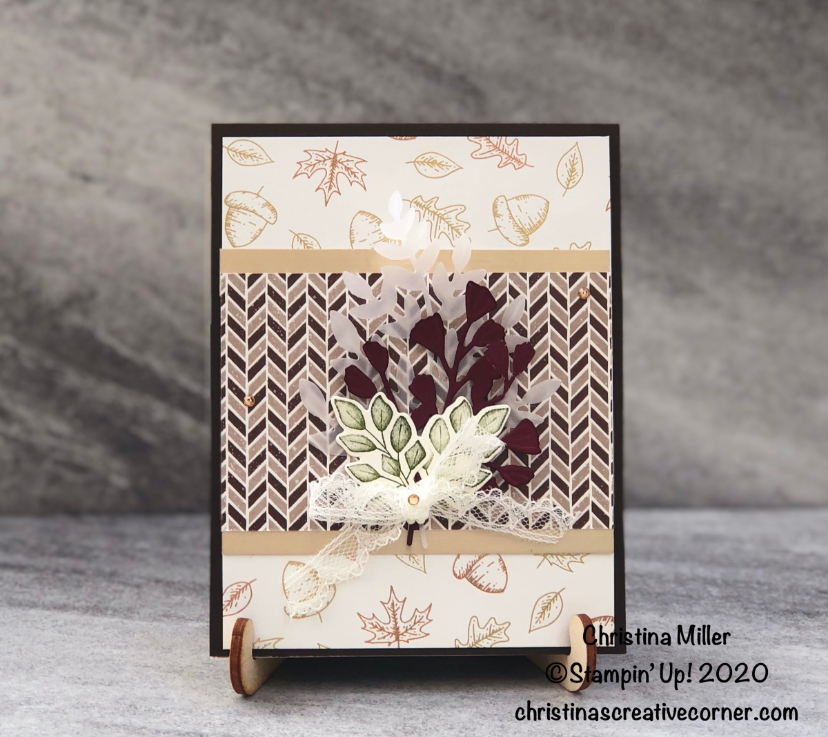Forever Autumn Card