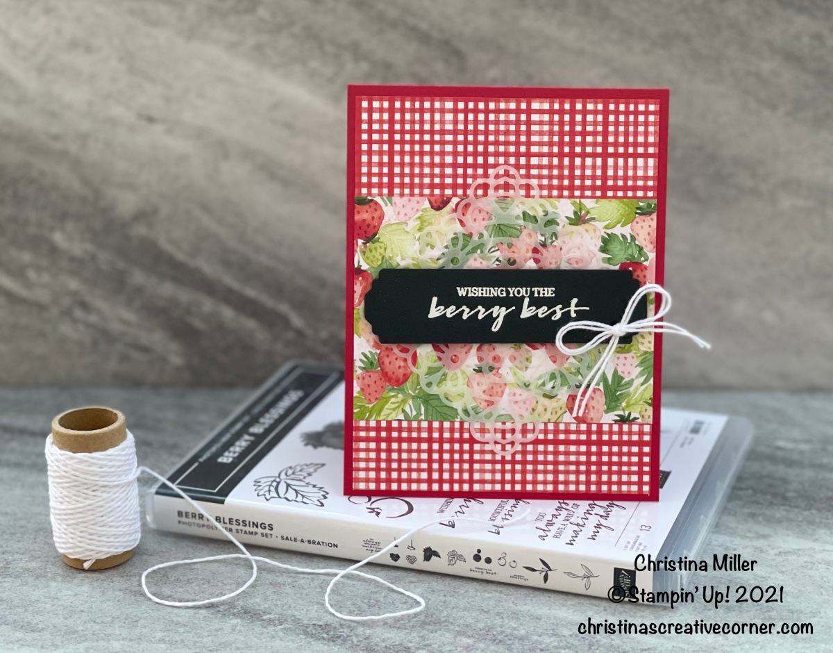 Berry Blessings Bundle – P3