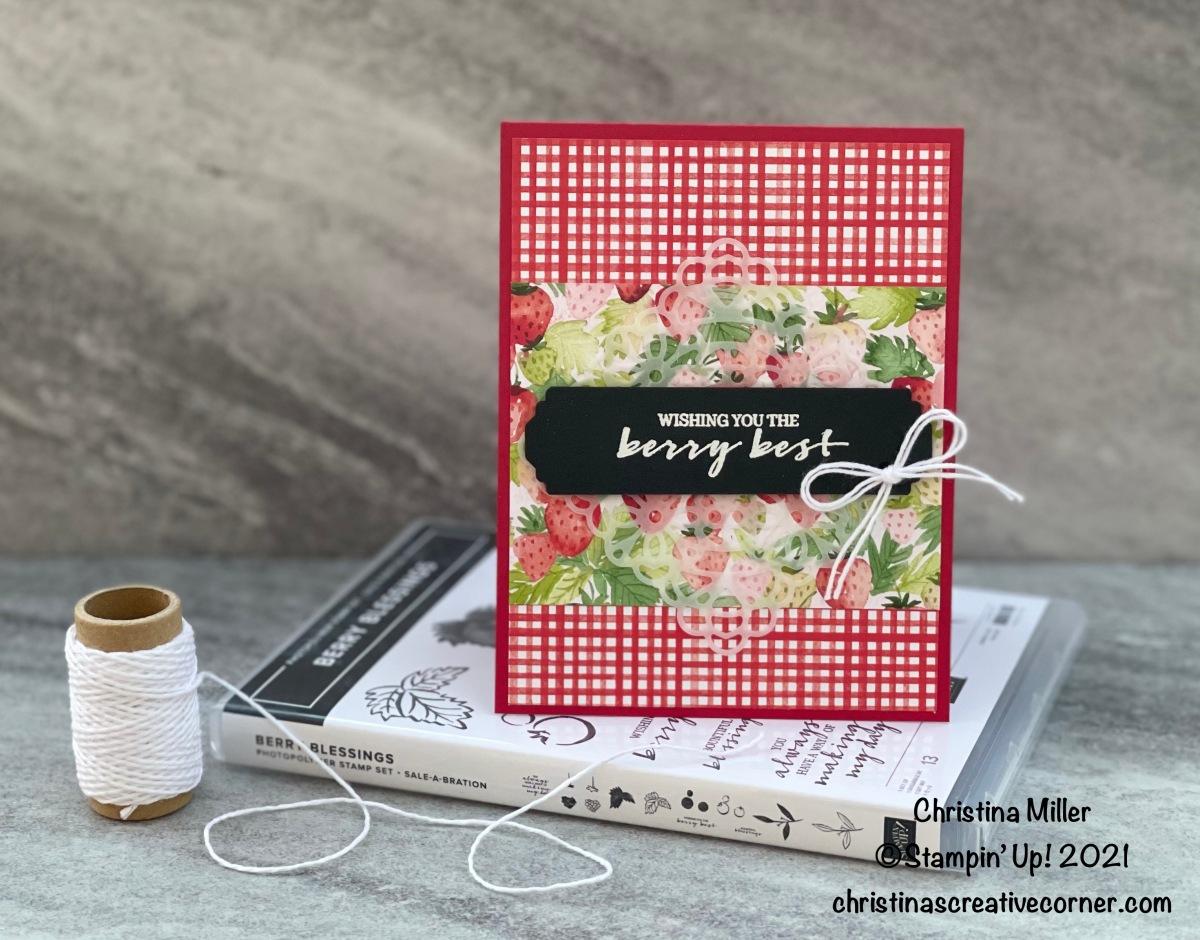 Berry Blessings Bundle –P3