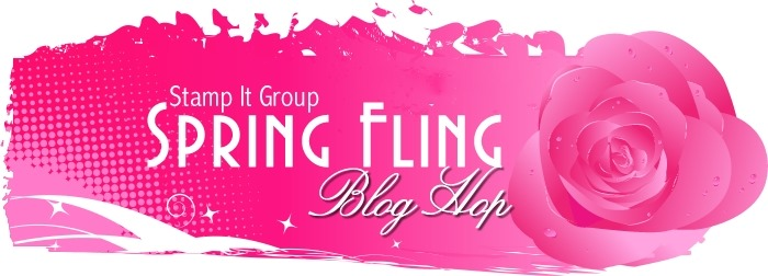 Spring Fling Blog Hop-February 2021