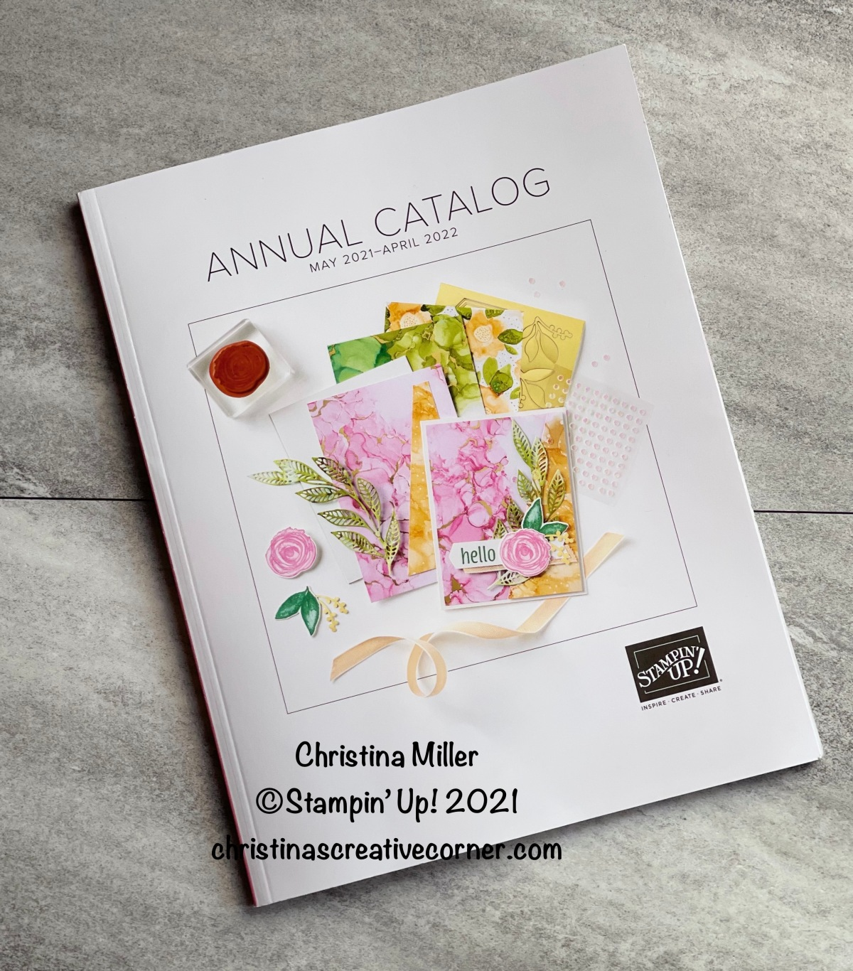 2021-2022 Annual CatalogPreorder!