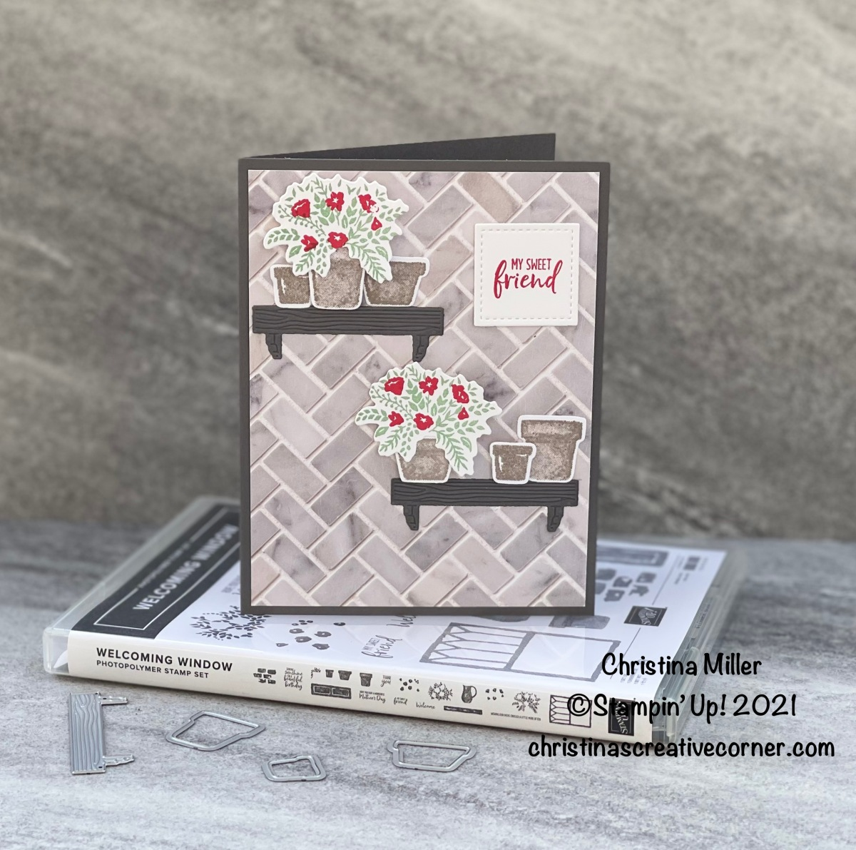 Mother's Day card for your sweet friend!