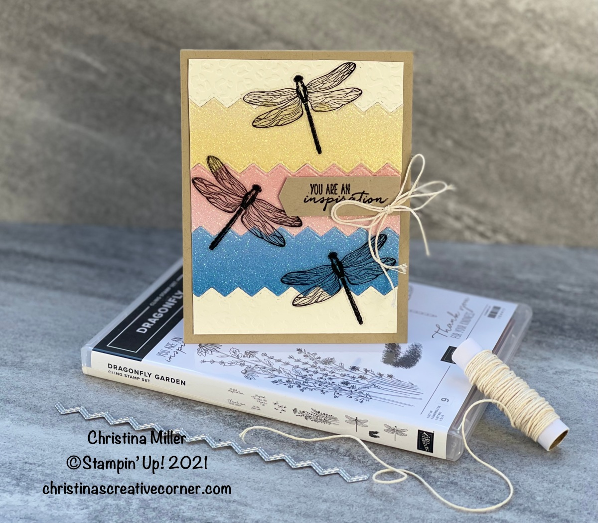 Embossing Folder, Dies, and Ombre Specialty Paper, OhMy!