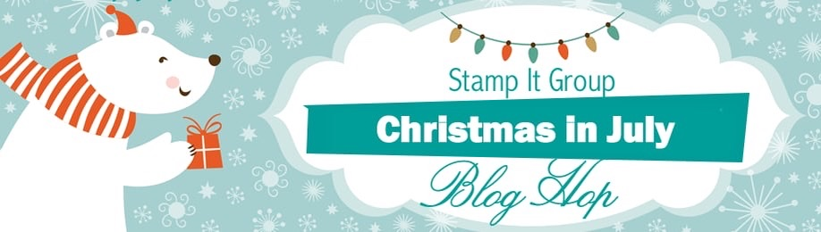 Christmas in July Blog Hop – July2021