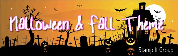 Halloween Blog Hop – September2021